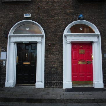 A City of Pubs, a City of Bridges, and a City of Colourful Doors: That's All about Dublin