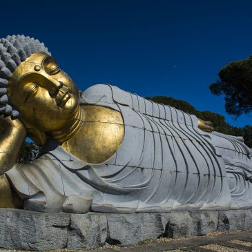 Buddha Park: Serene Tranquillity for Your Soul