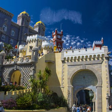 Sintra: Mysterious Oasis of Happiness