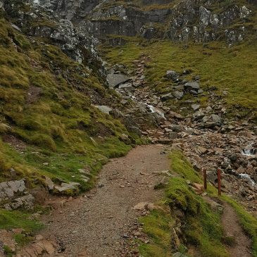 Ben Nevis: An Uneasy Ascent to an Easy Mountain