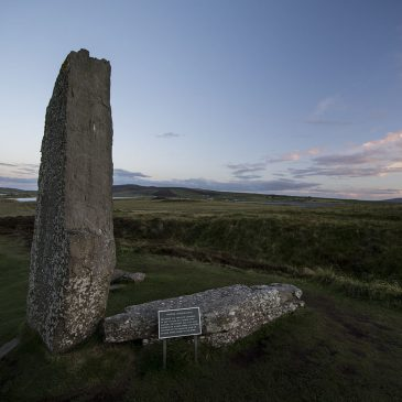 A Riddle of Orkney Islands or What are the Stones Silent About
