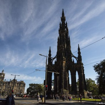 Edinburgh: the Capital of Noble Scotland