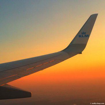 Длительный перелет в США. Как подготовиться