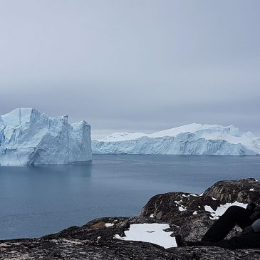 Ilulissat. Tourist Mecca of Greenland