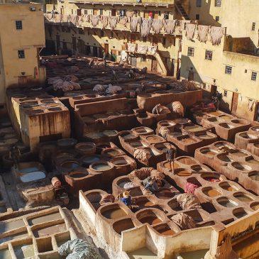 Фес. Имперский город Марокко