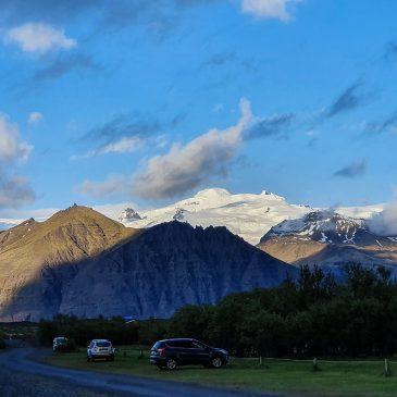 Исландия. Восхождение на Хваннадальсхнукюр